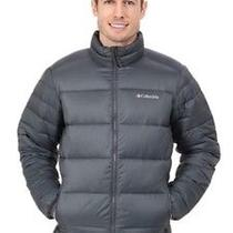 New Men's  Columbia 'Frost Fighter' Puffer Jacket Graphite Sz. 2xl Photo