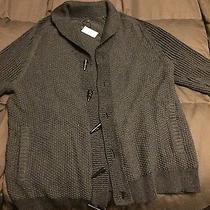 New Men's Express Sweater Jacket Photo