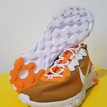New Men's Nike  Element 55 Tennessee Volunteers Running Shoes Ck4850-800 Sz 9.5 Photo