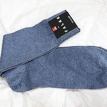 New Men's Socks Falke Fashion Inc Dress Blue  Photo