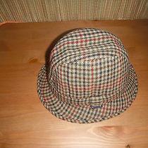 New Mens Christys of London Wool Tweed Fedora Hat - Large Photo