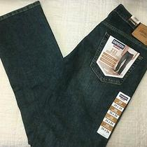 New Mens  Denizen by Levis 233 Boot Cut Jeans Medium Blue With Stretch 34 X 34 Photo
