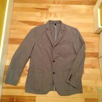 New Mens L Summer Cotton Sports Dress Jacket Inc International Concepts Photo