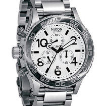 New Mens Nixon 42-20 Chrono Watch Photo