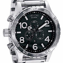 New Mens Nixon 51-30 Chrono Watch Photo