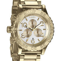 New Mens Nixon the 42-20 Chrono Watch Photo