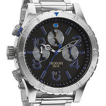 New Mens Nixon the 48-20 Chrono Watch Photo