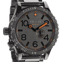 New Mens Nixon the 51-30 Watch Photo