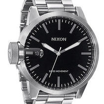 New Mens Nixon the Chronicle Ss Watch Photo