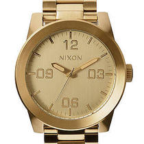 New Mens Nixon the Corporal Ss Watch Photo