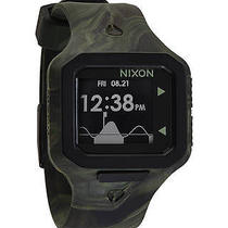 New Mens Nixon the Supertide Watch Photo