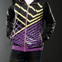 New Mens Oakley Fragment Water Repellant Hooded Cycling Jacket (Xl) Photo