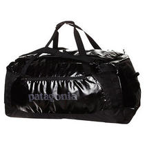 New Mens Patagonia Black Hole 120l Duffle Bag Travel Bag Photo