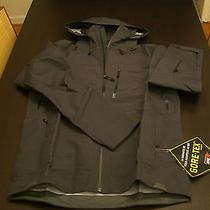 New Mens Patagonia Primo Jacket Gore-Tex Hard Shell Sz M Rockwall Free s&h  Photo