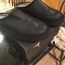 New Mens Size 18 Black Ugg Tasman Classic Slippers Photo