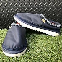 New Mens Sz. 10 Military Navy Ugg Tasman Mlt Classic Sheepskin Slippers/ Loafers Photo