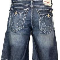 New Mens True Religion Jeans Surf Shorts Newport Wash Swimwear 40 Photo