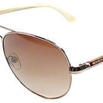 New Michael by Michael Kors Mmk2477 780 Karmen Rose Gold Sunglasses Photo