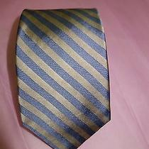 New Michael Kors 100% Silk Men's Tie  Made in Italy Photo