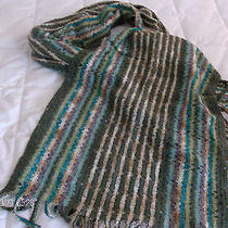 New Missoni Scarf  Multi Green Photo