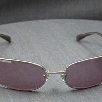 New Miu Miu Prada Chrome Sunglasses Smu 53d Occhiali  Photo