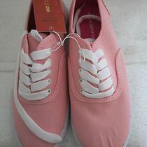 New Mossimo Women's Oxford Sneaker Size 7 Blush  Photo