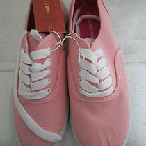 New Mossimo Women's Oxford Sneaker Size 7 Blush Free - Expedited Shipping Photo
