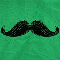New Mustache Shirt Hipster Handlebar Like a Sir All Colors Mens & Womens Sizes Photo