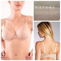 New Natori Element Full Fit Memory Convertible Bra 736046 Nude Cheetah 40ddd Photo