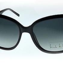New Nicole Miller Sunglass Varick in Black (Co1) for Women/never Worn Photo