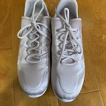 New Nike Blush Colored Satin Sneaker Size 7.5 Photo