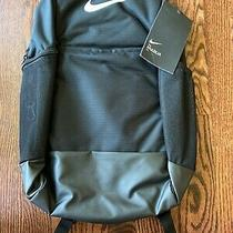 New Nike Brasilia Training Backpack Black Bookbag Ba5954-010 18