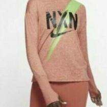 New Nike Element Nxn Women's Running Top Size M Photo