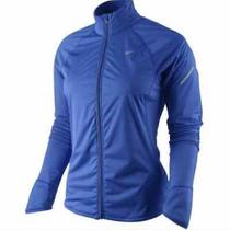 New Nike Large Womens Element Shield Thermal Running Jacket 384423-402 Photo