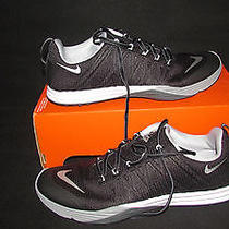 New Nike Lunar Cross Element Women Running Sneakers Size 12 Color Black  Photo