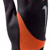 New Nike Men's Extra-Large Element Thermal 2.0 Run Gloves Black/team Orange  Photo