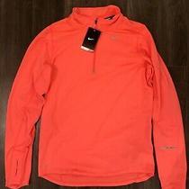 New Nike Running Element Half Zip Pullover Photo