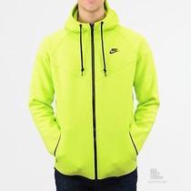 New Nike Tech Fleece Windrunner Full Zip Hoodie Size Large Style 605672-376 Photo