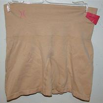 New Nina Shaping Shortie by Yummie Yt5-004 Beige M/l 38862 Photo