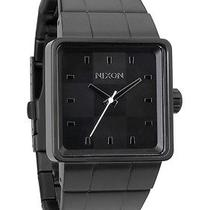 New Nixon A013-001 Quatro Oar Black Men's Watch Photo