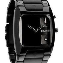New Nixon A060-001 All Black Watch Photo