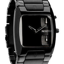 New Nixon A060-001 Men's All Black Watch Photo