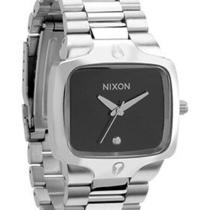 New Nixon A140-000 Player Black Watch Photo