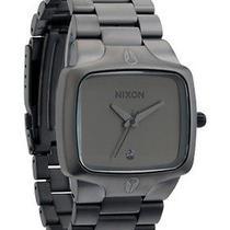 New Nixon A140-1062 Men's Matte Black Matte Gunmetal Watch Photo