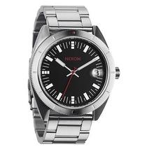 New Nixon A359-008 the Roven Ss Ii Men's Silver Watch Photo
