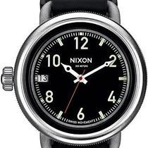 New Nixon A488-000 the October Men's Black Watch Photo