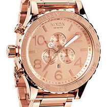 New Nixon All Rose Gold A083-897 Watch Photo
