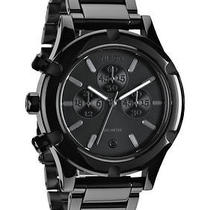 New Nixon Camden Chrono All Women's A354 001 Black Watch Photo
