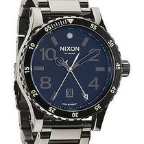 New Nixon Men's the Diplomat Ss Watch Men's Wristwatch Black Photo