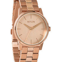 New Nixon the Small Kensington Women's A361-897 All Rose Gold Watch Photo
